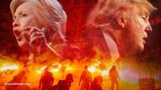 violence-riot-clinton-trump-pic