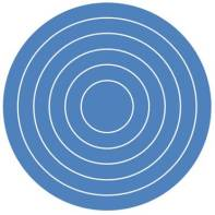concentric-circles-in-powerpoint